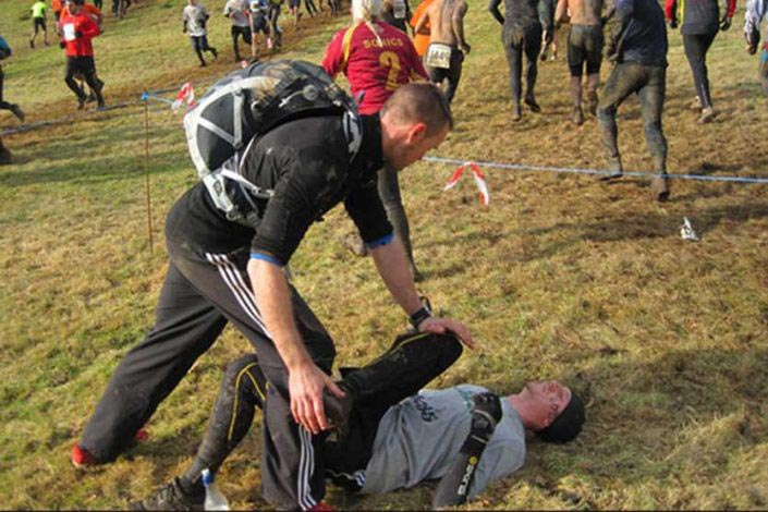 Sports Injury Rehabilitation at the Commando Temple London