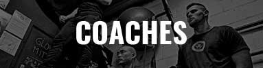 Commando Temple Gym Greenwich Coaches
