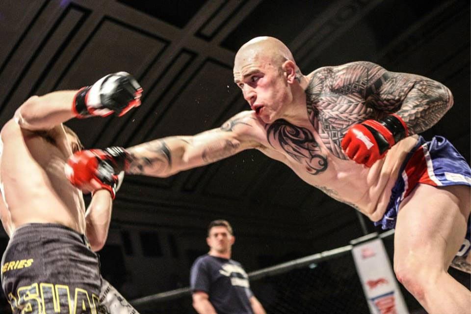 Commandot Temple MMA Classes Greenwich London