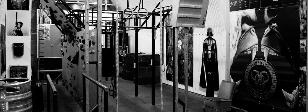 The Commando Temple Gym Greenwich London