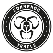 commando temple logo