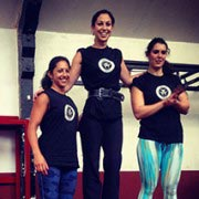 Commando Temple Strongwoman Training Gym Greenwich London top 3