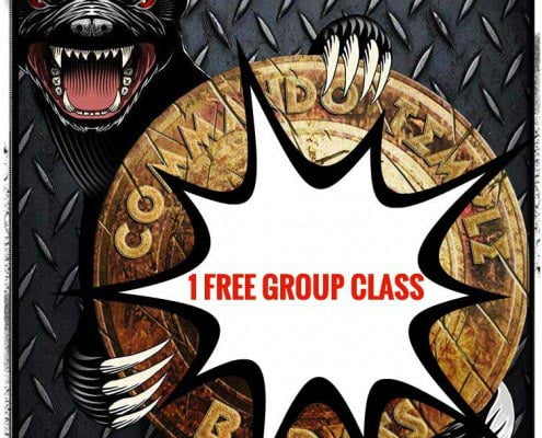 First Group Fitness Class Free