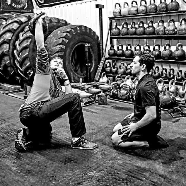 Commando Temple Personal Training London