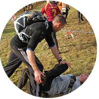 Commando Temple Injury Rehab