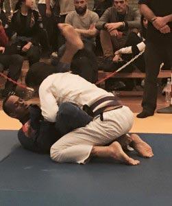 Commando Temple Gym Greenwich London Brazilian Jiu Jitsu Classes