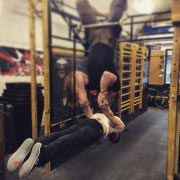 Commando Temple Gym Greenwich London Calisthenics Classes