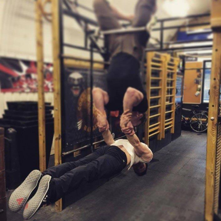 Commando Temple Gym Greenwich London Calisthenics Classes