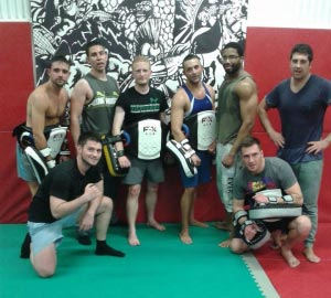 Commando Temple Gym Greenwich London Muay Thai Classes