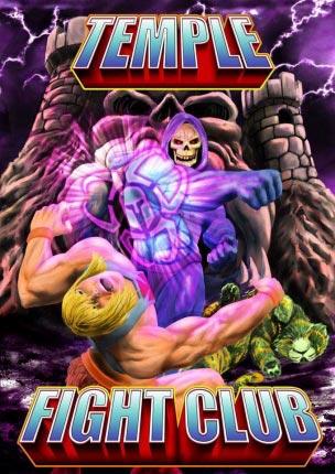 Commando Temple Fight Club