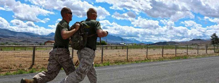 Commando Temple Military Fitness Training London