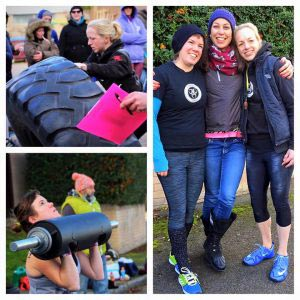Commando Temple Strongwoman Success