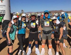 Marathon Des Sables Team