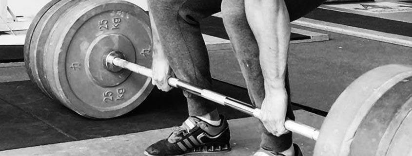 Adam Warwicker Olympic Weightlifting Instructor Commando Temple