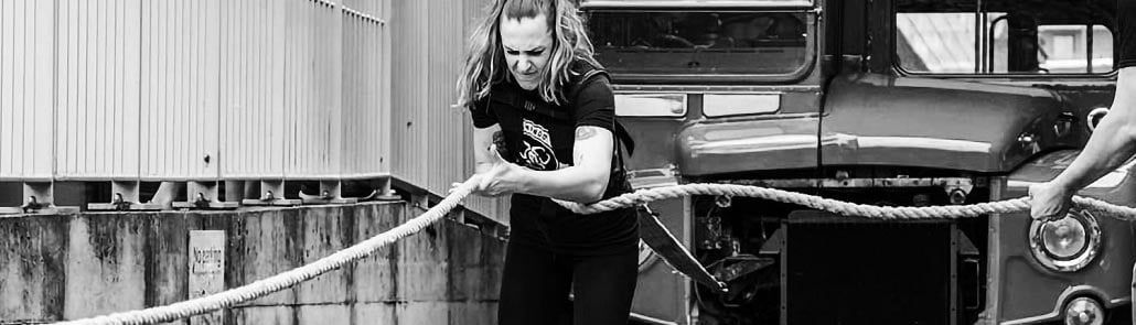Strongwoman Training London