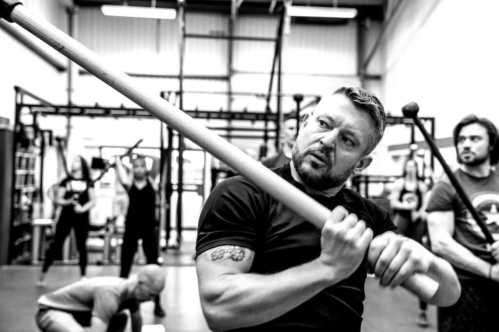 Matt Shore Commando Temple Coach Macebell Workshop 2