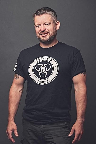 Matt Shore Commando Temple Coach and Personal Trainer