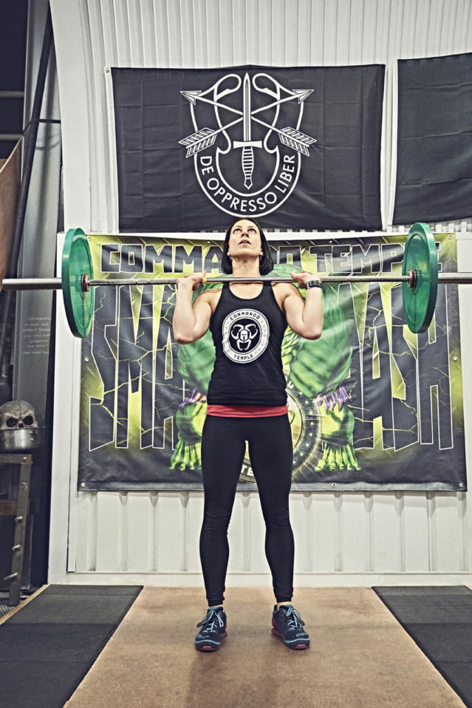 Olympic Weightlifting Classes Commando Temple 2