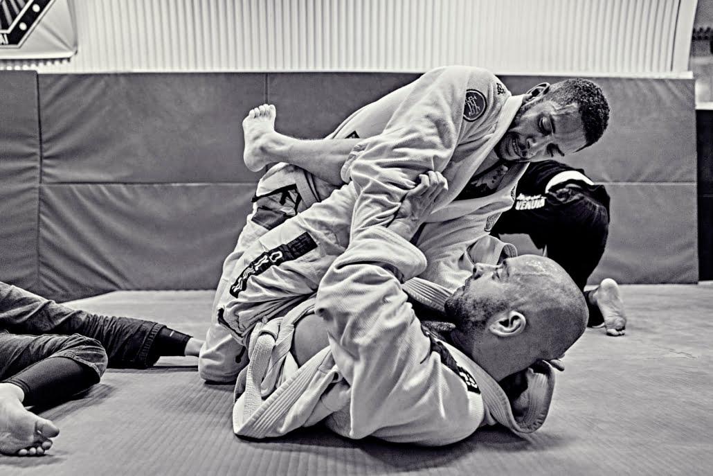 Brazilian Jiu Jitsu Classes at The Commando Temple