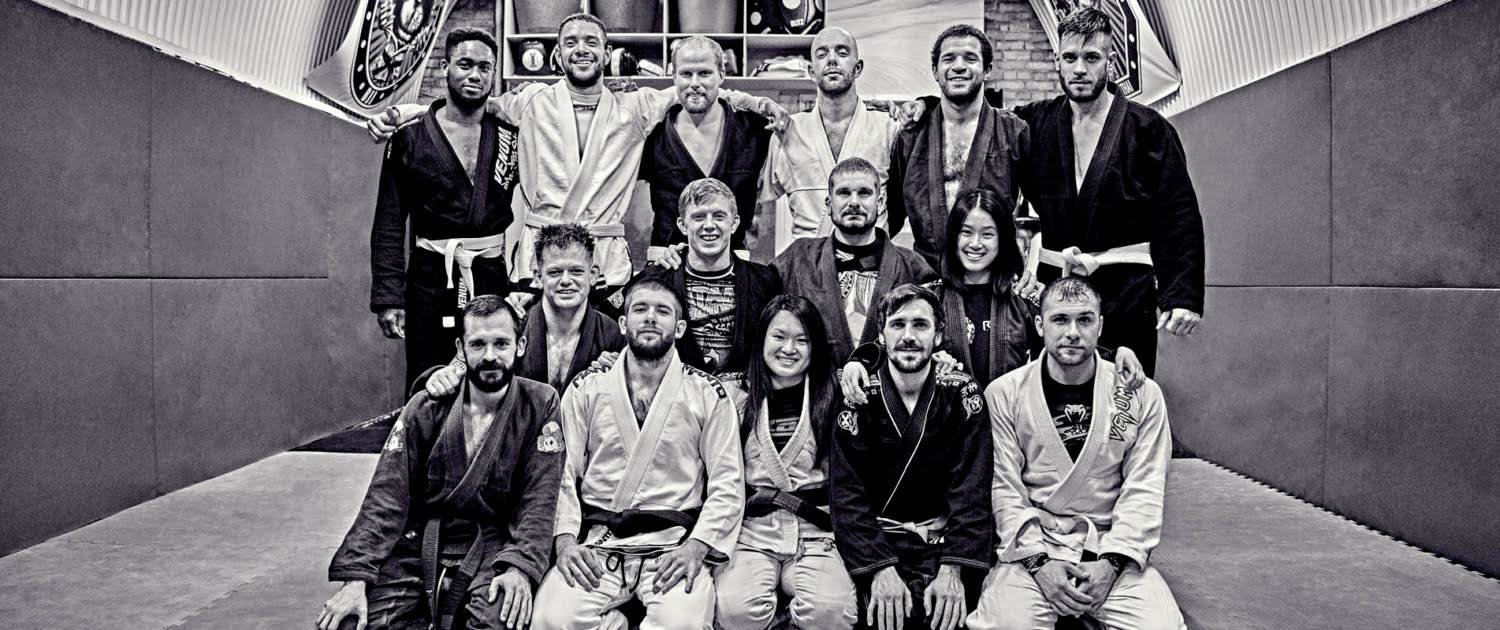 BJJ Classes Commando Temple 8