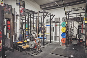 Barbell Training Commando Temple Gym