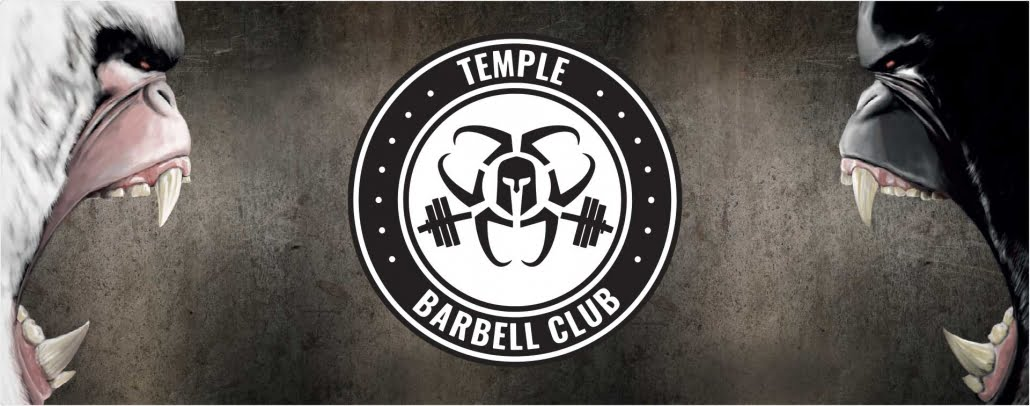 Barbell Club Banner