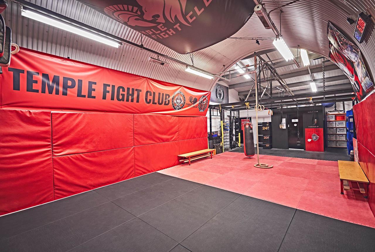 Fight Club Commando Temple
