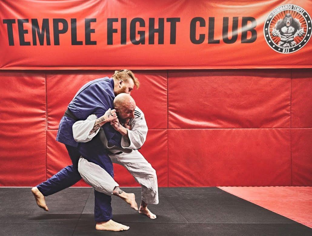 Judo Classes London Comando Temple