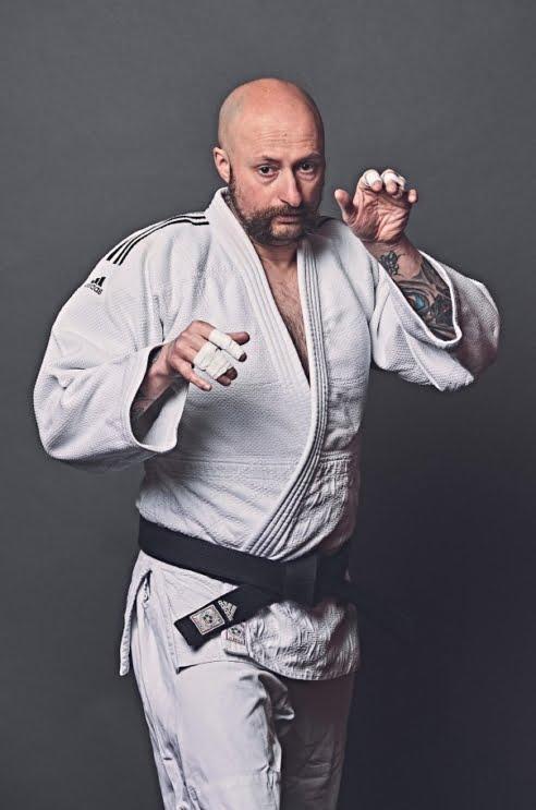 Judo Coach Marcus Commado Temple