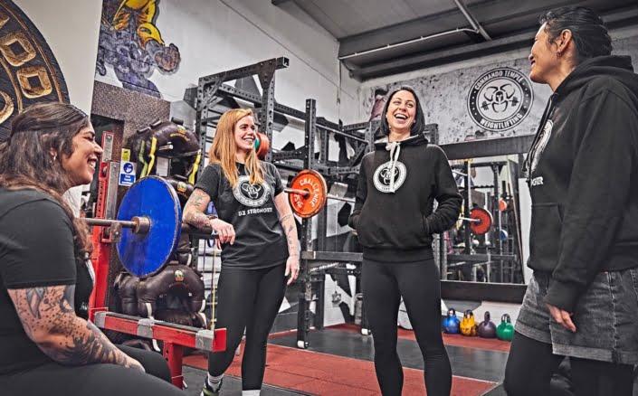 Commando Temple Gym Coaches