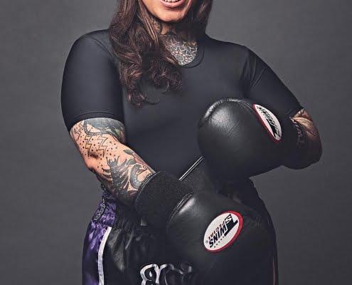 Sophie Francois Martial Arts Coach Commando Temple