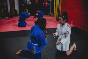 Commando Temple Kids Judo London 2