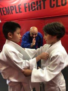 Commando Temple Kids Judo London 3