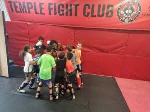 Commando Temple Kids Muay Thai London 3