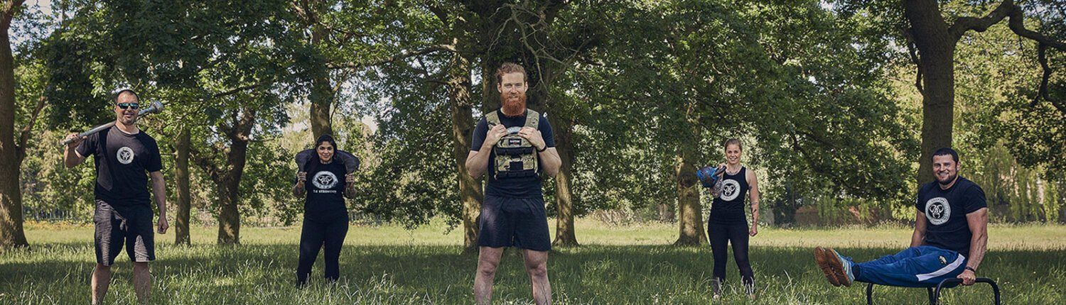 Gym Outdoor Online Personal Training London 01 Slide