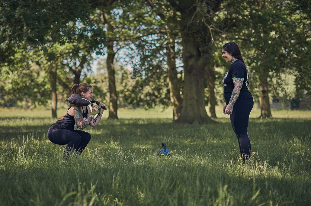 Gym Outdoor Online Personal Training London 02