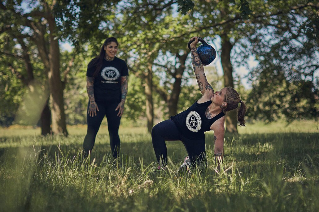 Gym Outdoor Online Personal Training London 03