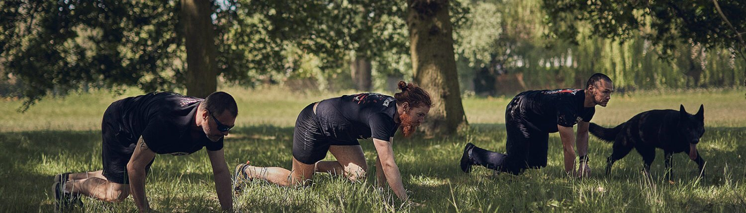 Gym Outdoor Online Personal Training London 05 Slide