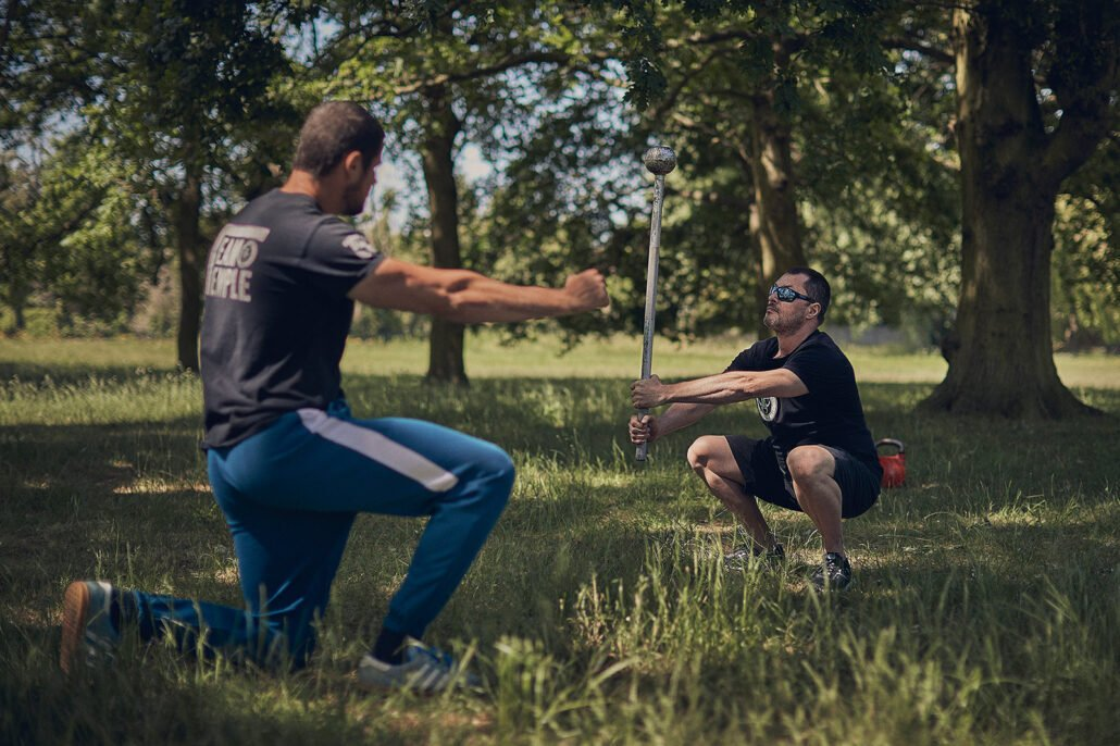 Gym Outdoor Online Personal Training London 08