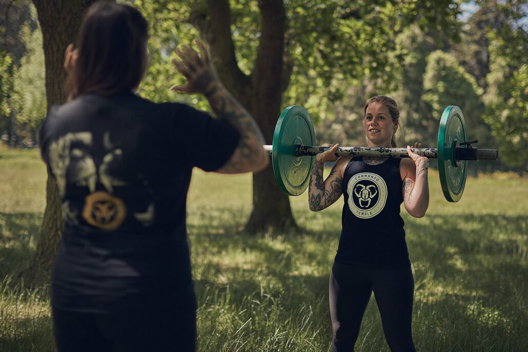 Gym Outdoor Online Personal Training London 10