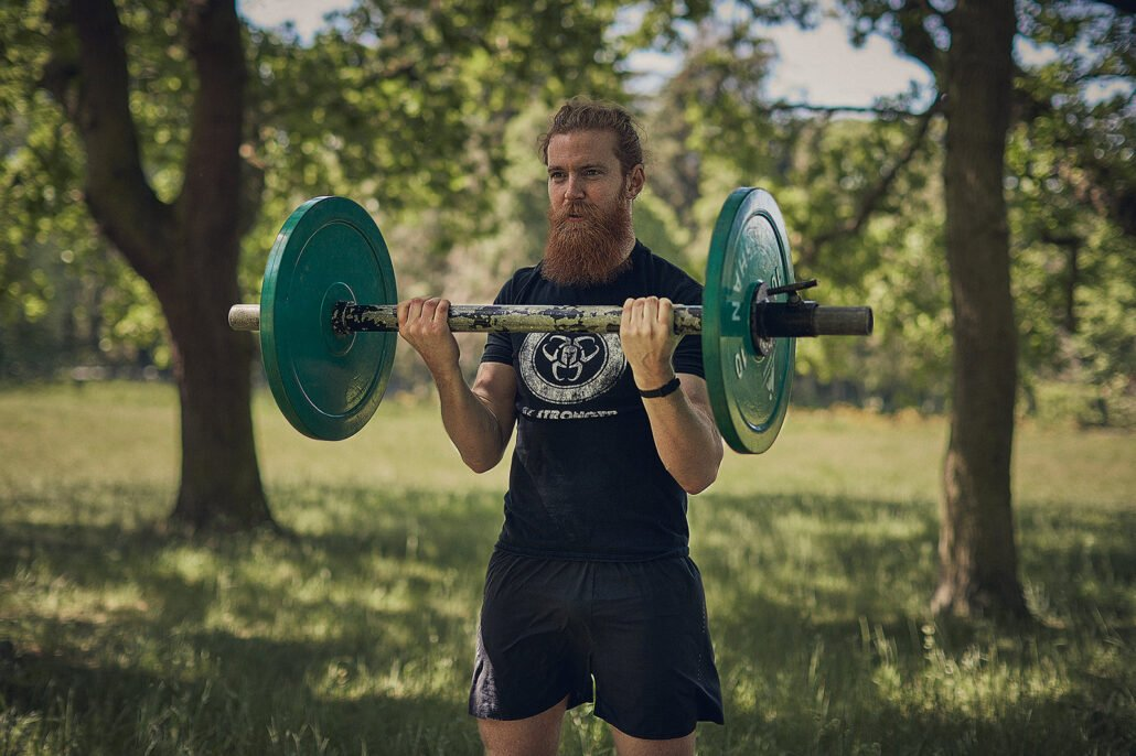Gym Outdoor Online Personal Training London 14