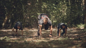 Gym Outdoor Online Personal Training London 36