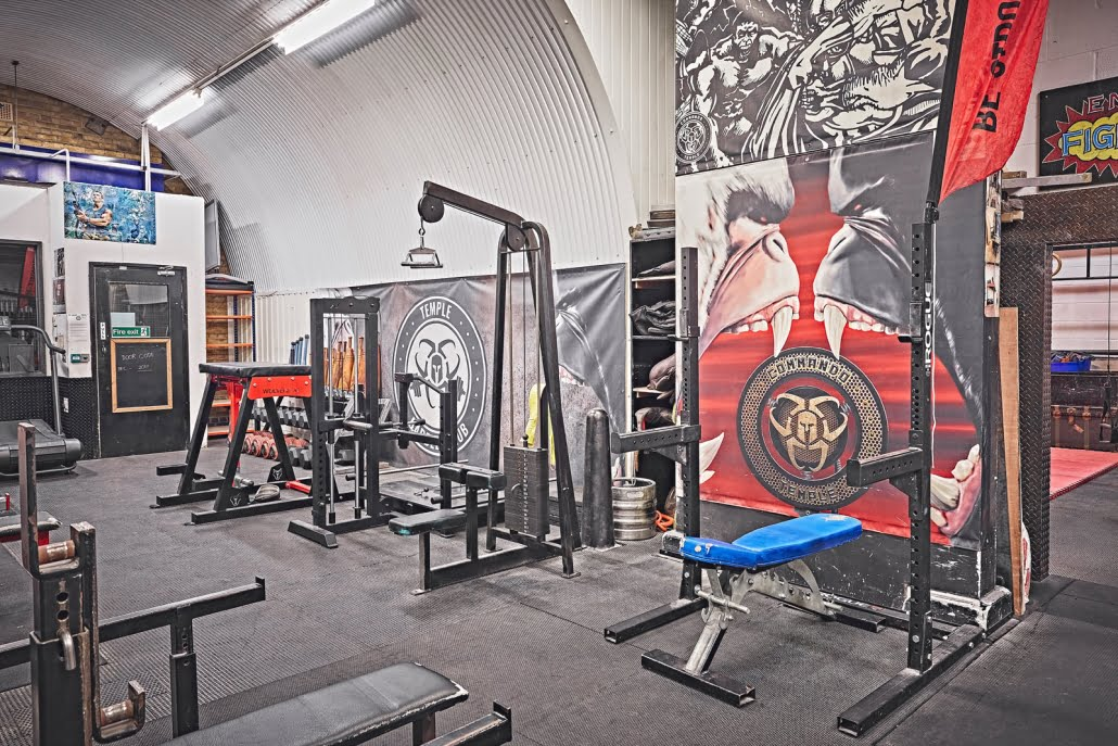 Gym Personal Training London 21