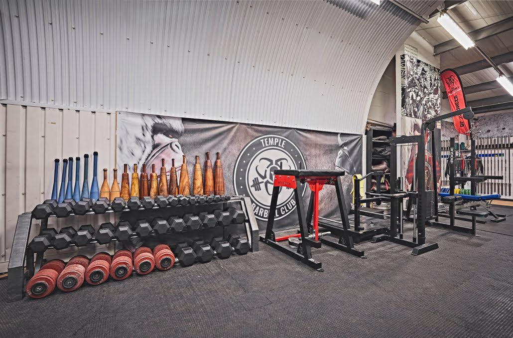 Gym Personal Training London 28