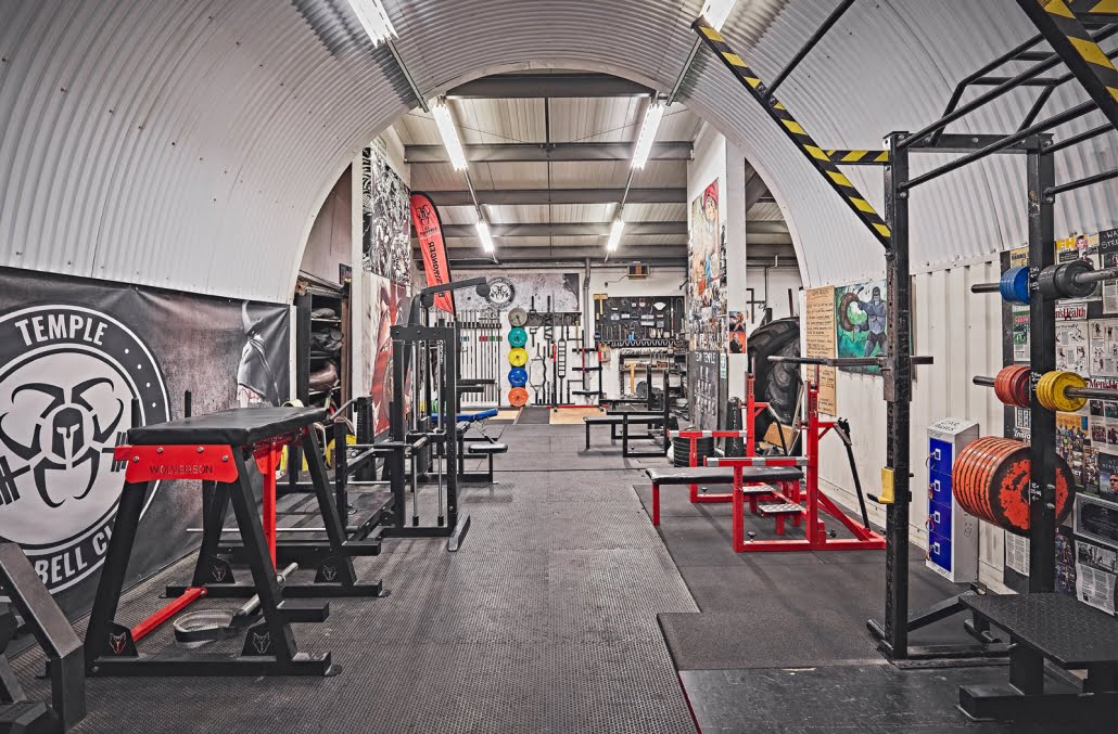 Gym Personal Training London 30