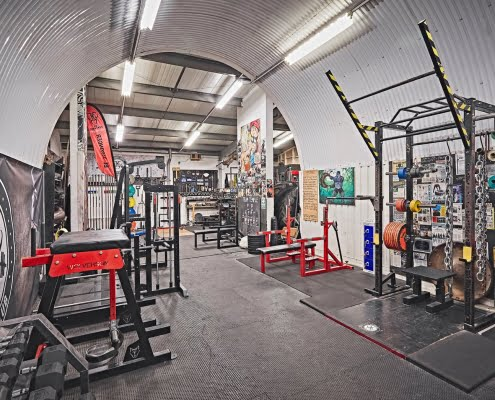 Gym Personal Training London 31