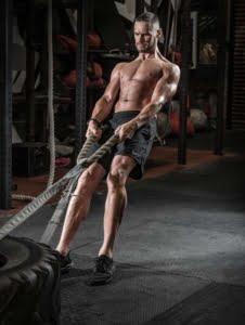 Rob Blair Commando Temple Workout